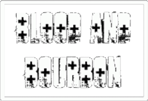 blood and bourbon logo